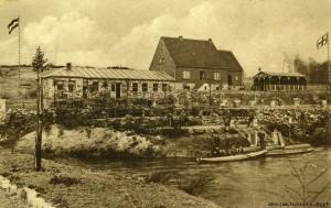 11a - Bork-Netteberge, Haus Sonnenland - um 1940 - Friedr. Borghoff, Selm - Stramm, St. Michaelisdonn - Slg. Niklowitz_1